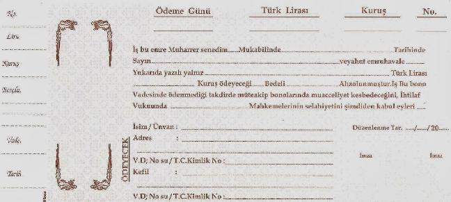 senetle kredi Antalya